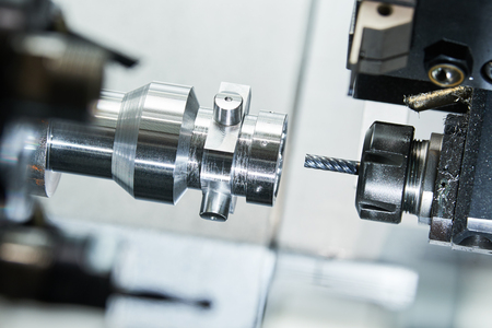 cutter: industrial metalworking cutting process by milling cutter