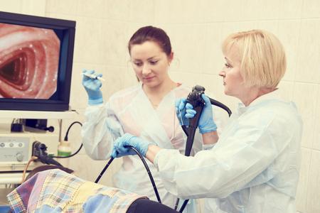 消化管ファイバー内視鏡