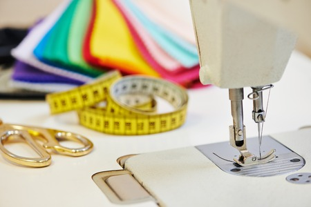 Tailor or sewing equipment
