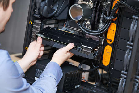 Computer maintenance upgrade and warranty repair service