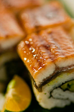 eel: Eel dishes