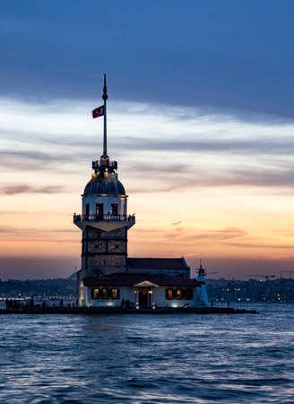 Maiden's Tower - Istanbul - Turkey