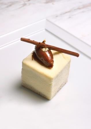 dessert chocolate cheesecake