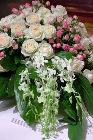 Luxury flowers photo