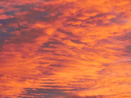 cloudy twilight sky background