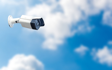 cctv systems  Stock Photo