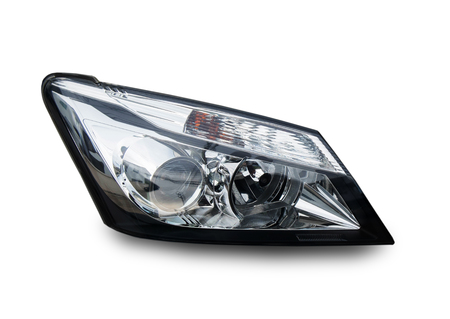 Car headlights, energy saving systems, recycled materials