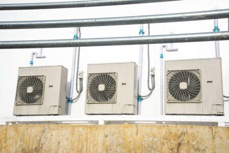 Air ventilation system Propeller technology