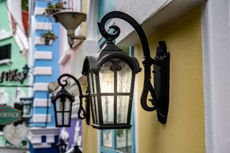 Led wall lights Energy saving, new technology, decorative decoration Фото со стока