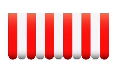 golosinas: toldo de vector  Vectores