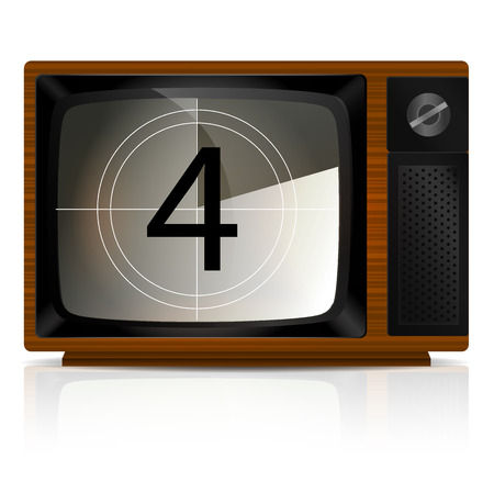 outmoded: Countdown 4 on the Retro TV