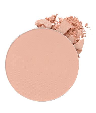 Cosmetische Crushed poeder huidskleur Stockfoto