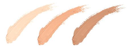 smear: smear cream stroke tone