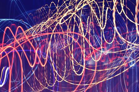 Audio Listening Noise Sound Wave Technology Reklamní fotografie