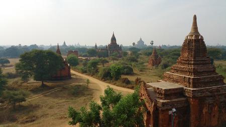 bagan: Temples of Bagan,Myanmar