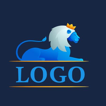 affliction: Vector design template element for logo, applications or web Illustration