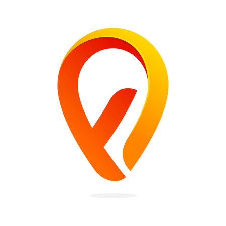 multiplicar: Volumen Carta colorido concepto. Vector de elementos de plantilla de diseño para su aplicación o identidad corporativa.