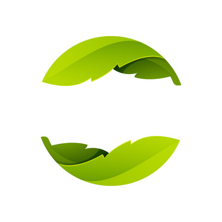 Yin yang, concept volume kleurrijk. Vector ontwerpsjabloon elementen voor uw applicatie of huisstijl. Stockfoto - 44941421