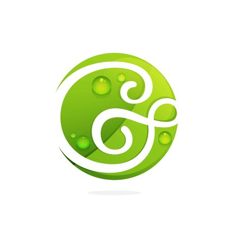 Vector design template elements for your application or corporate identity.