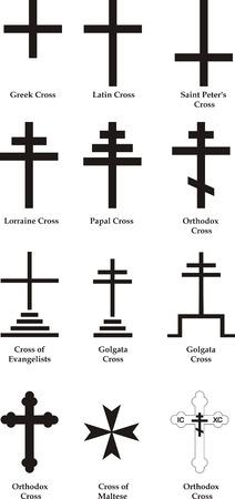 christian crosses: Christian crosses