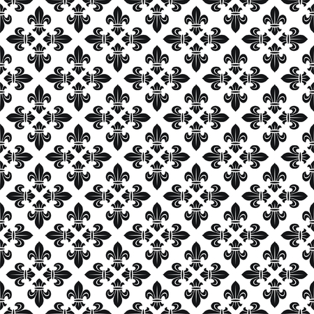 Seamless Texture With Fleur De Lis Royalty Free Cliparts Vectors And Stock Illustration Image 5069274