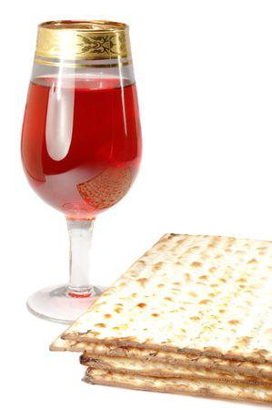 Passover celebration still life photo