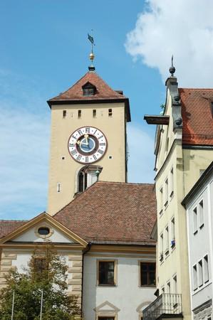 regensburg: Old town hall of Regensburg,Germany,Bavaria