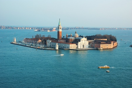Murano is a series of islands in the Venetian Lagoon, northern Italy, famous for its glass making, particularly lampworking photo