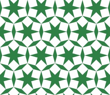 islamic pattern: Seamless traditional geometrical islamic ornament - girih,vector pattern Illustration