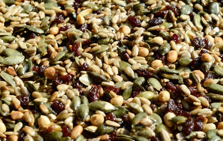 holiday food: Kozinaki or Nuts and honey bar,Georgian traditional holiday food
