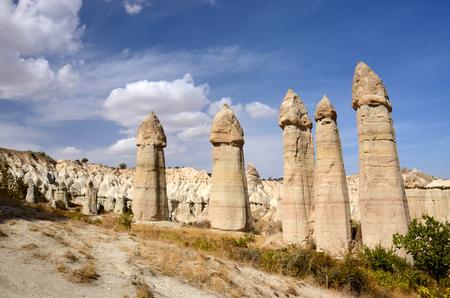 Famous Cappadocian landmark - stone