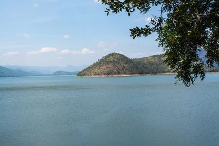 kanchanaburi: The Srinagarind Dam is an embankment dam in Kanchanaburi Province, Thailand. The main purpose of the dam is river regulation and hydroelectric power generation.
