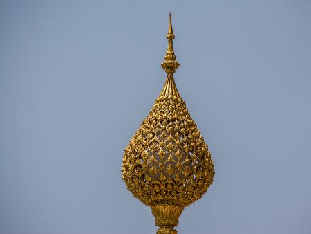 Thai architektonisch ist sehr schön und hochwertig. Standard-Bild - 73752791