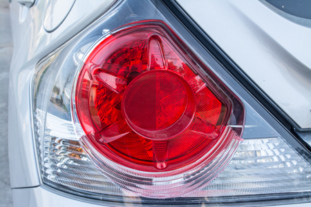 The tail light is a warning signal for cars that are behind. Knowing to stop or turn left or turn right