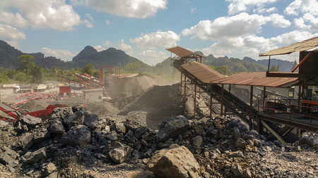 Mining is the extraction of valuable minerals from the earth. To be used for processing and use in various areas.
