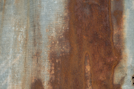 pitting: surface of rusty iron , great background or texture