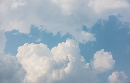 vapour: cloudy sky for use as background