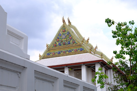 Royal ordination Hall of Wat Chaloem Phra Kiat Worawihan