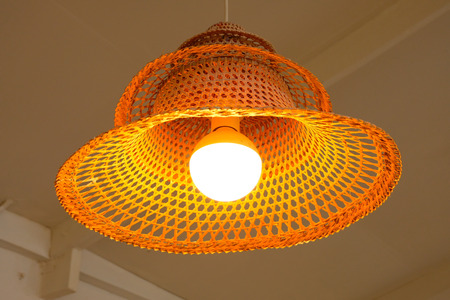 Beautiful Bamboo Lamp Shades