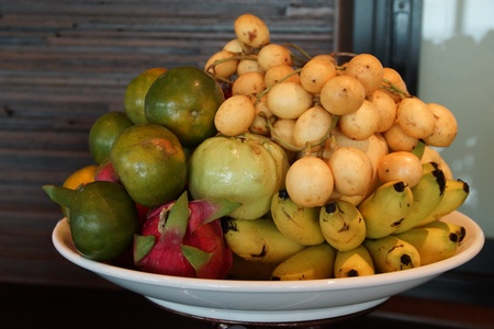 Thai Exotic Fruit