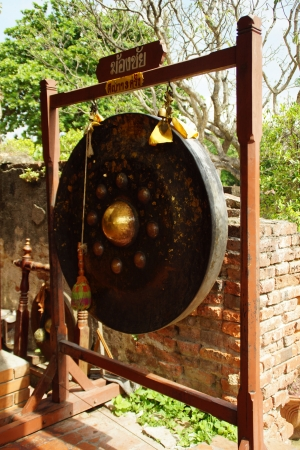 Thai Native Style Gong