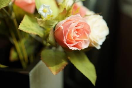 Decorative Artificial Flowers photo