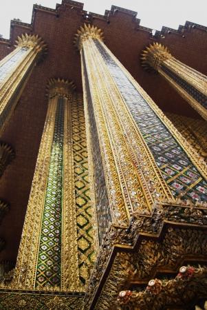 Architecture of Grand Palace, Bangkok Stock Photo - 13998441