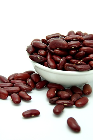 Red Kidney Bean; los alimentos org�nicos photo
