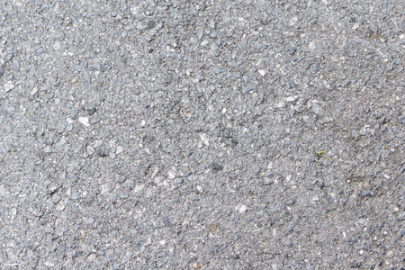 Closeup of Dark Asphalted Surface Background Stock Photo