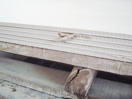sheetrock: Defected Fiber Cement Board � Low Quality Product