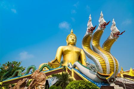 ang thong: Wat Muang Ang Thong of Thailand