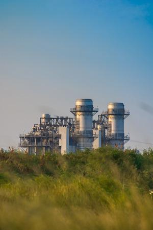 produce energy: Bangpakong Powerplant in Thailand