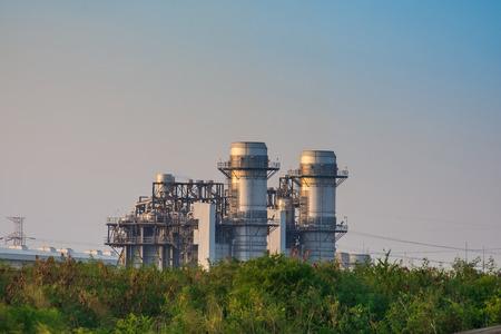 Bangpakong Powerplant in Thailand
