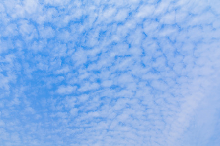 hi resolution: Blue sky and white clouds Stock Photo